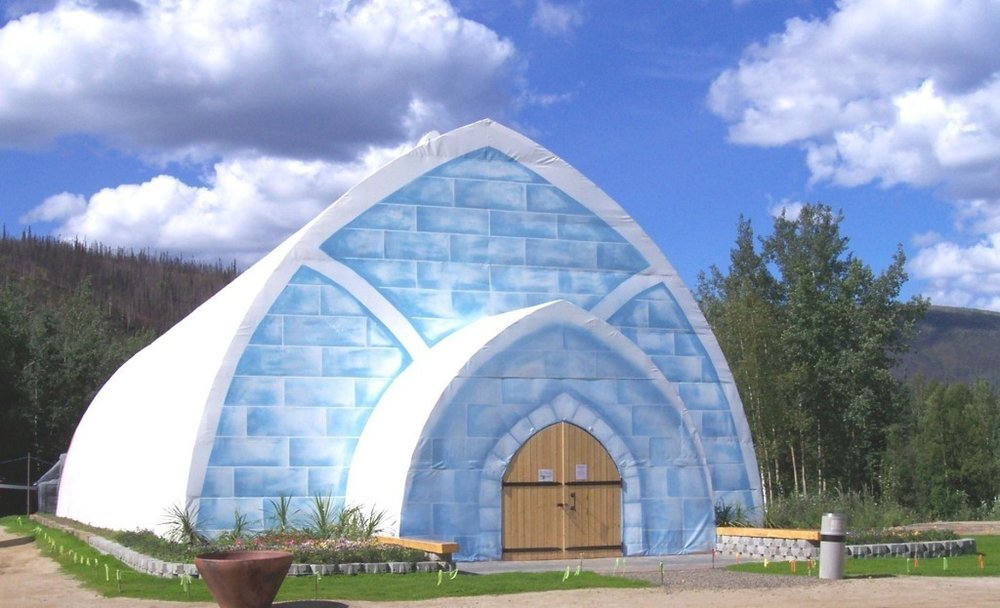 Aurora Ice Museum -
