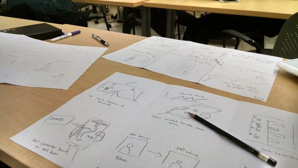 rapid sketching 2