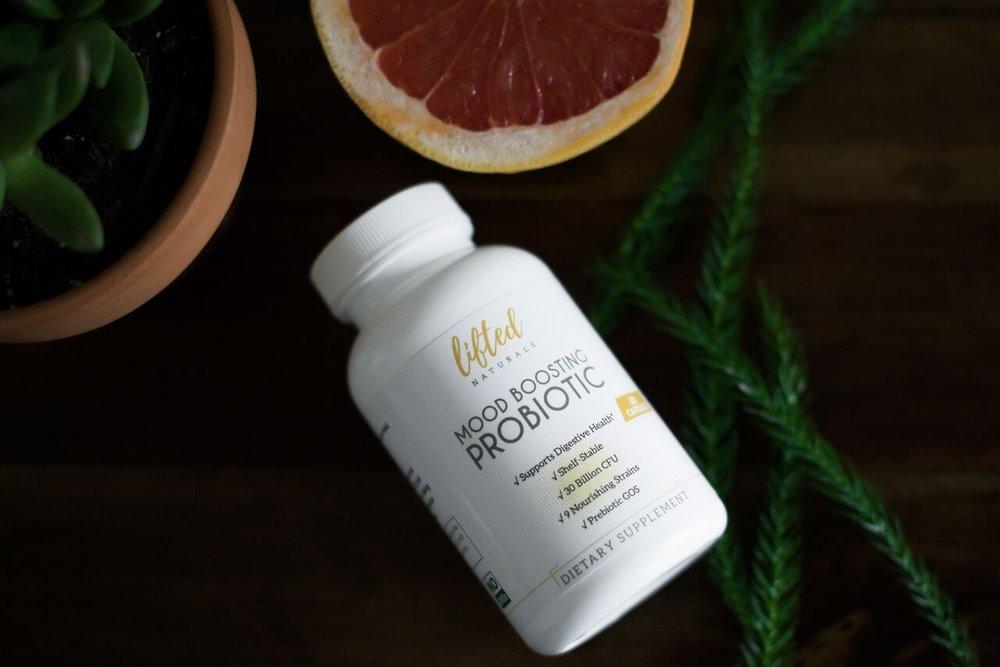 Lifted - Mood Boosting Probiotic