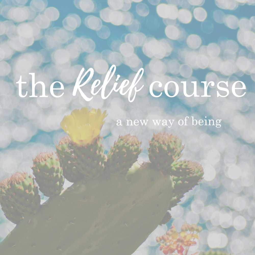 the relief course | lifted