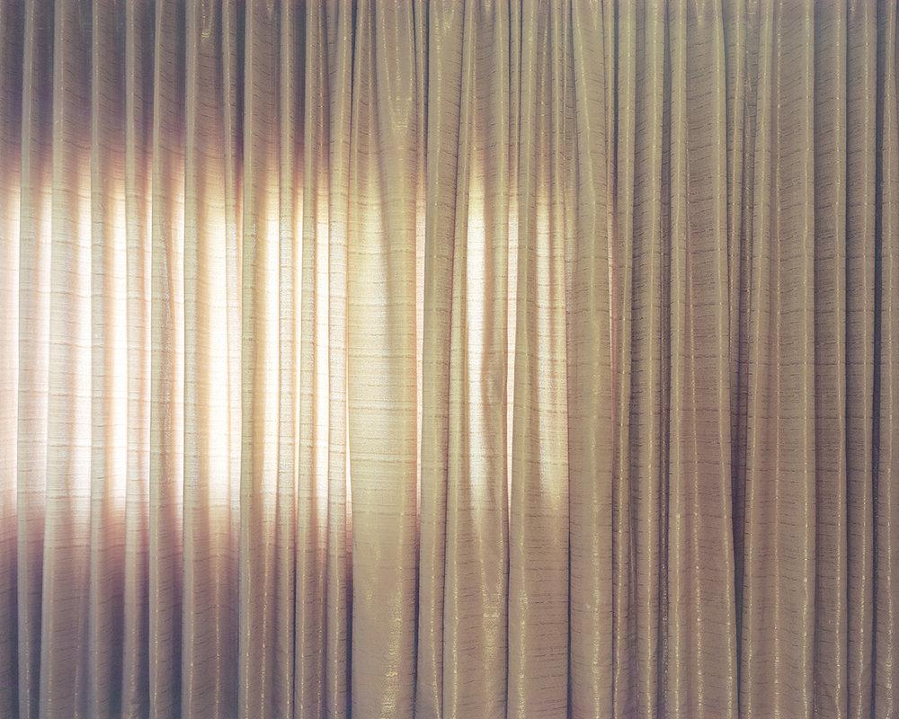 Svetlana Bailey,  curtain , 2016