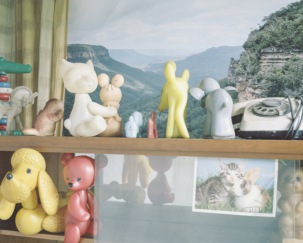 Svetlana Bailey,  toys , 2016
