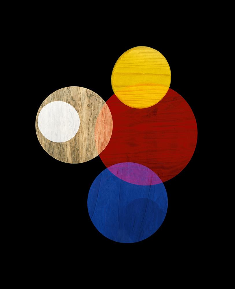 Alejandra Laviada,  Primary Colors 1,  2014
