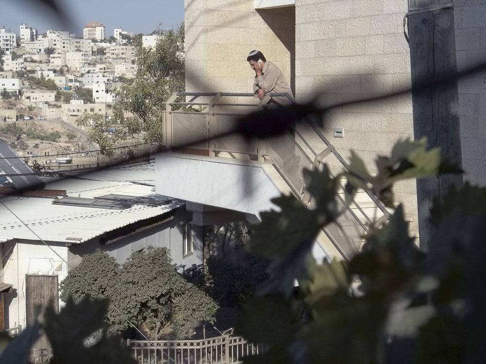 Waleed, Samoud Challenge Center, H2, Hebron,  Settlers,  2013