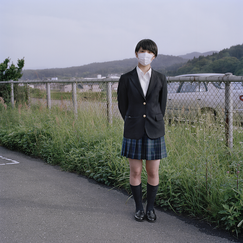 Seiya Bowen,  Masked Teen , 2015