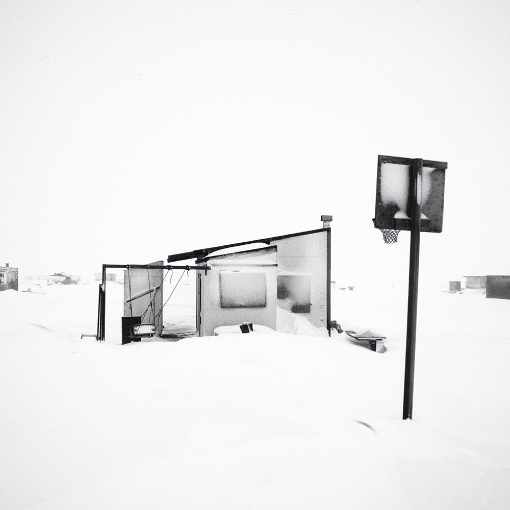 Magda Biernat,  Adrift #6, Alaska,  2013