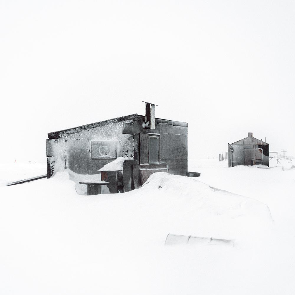Magda Biernat,  Adrift #8, Alaska,  2013