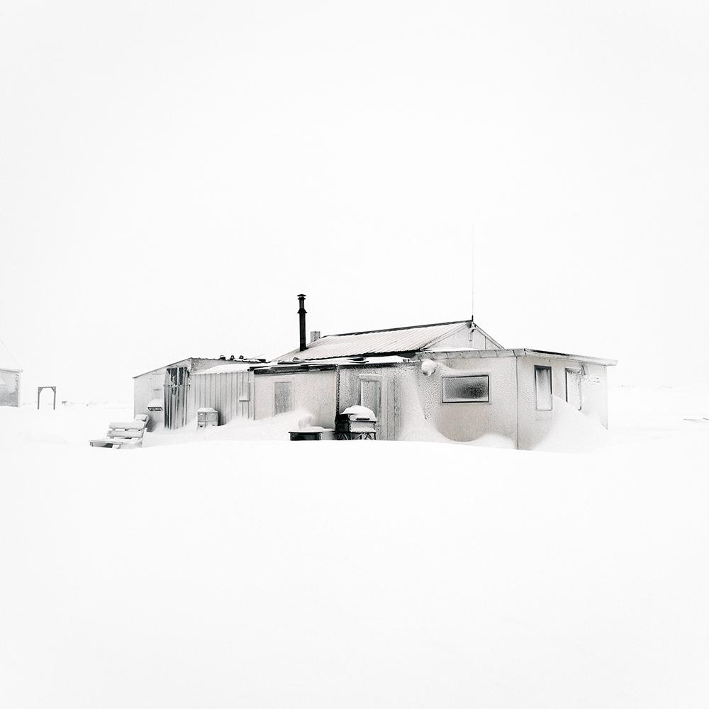 Magda Biernat,  Adrift #10, Alaska,  2013