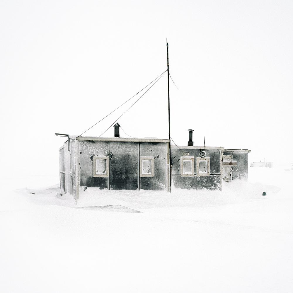 Magda Biernat,  Adrift #16, Alaska,  2013