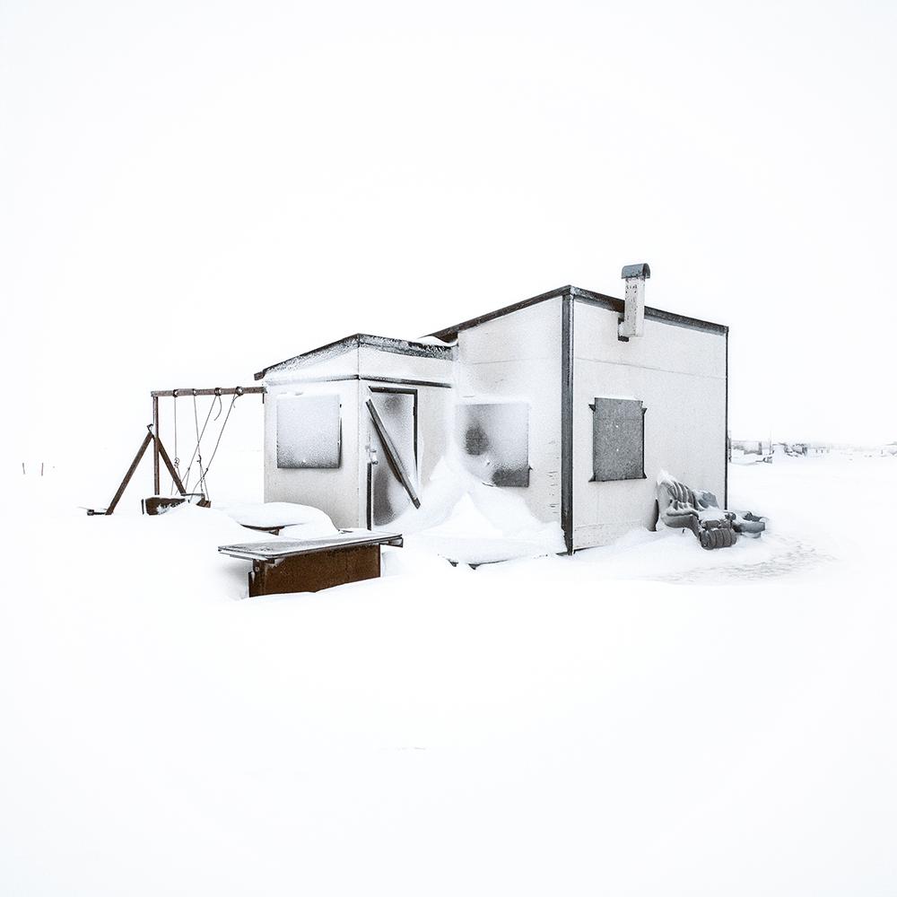 Magda Biernat,  Adrift #22, Alaska,  2013