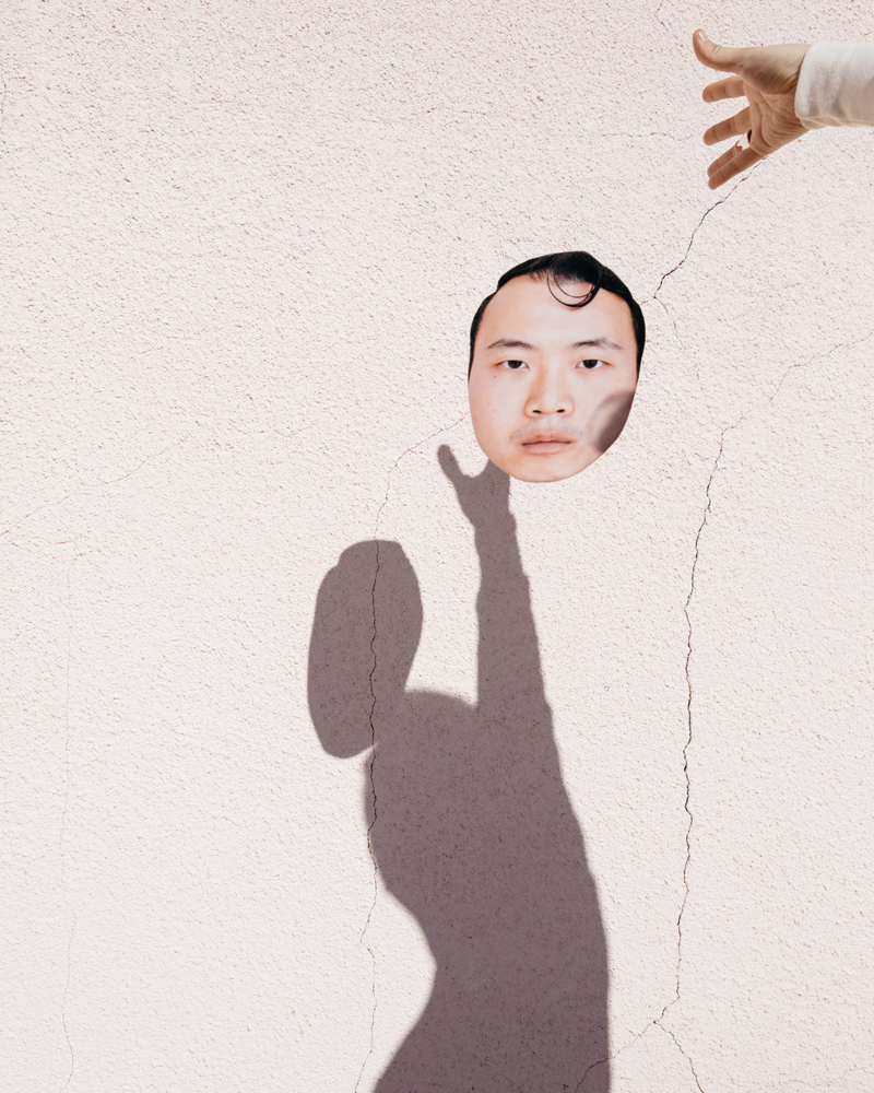 Tommy Kha,  Mine (VII), Twentynine Palms,  2017