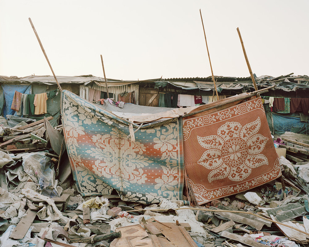 Noah Addis,  Rebuilt Home #1, Lallubhai Compound, Mumbai , 2011