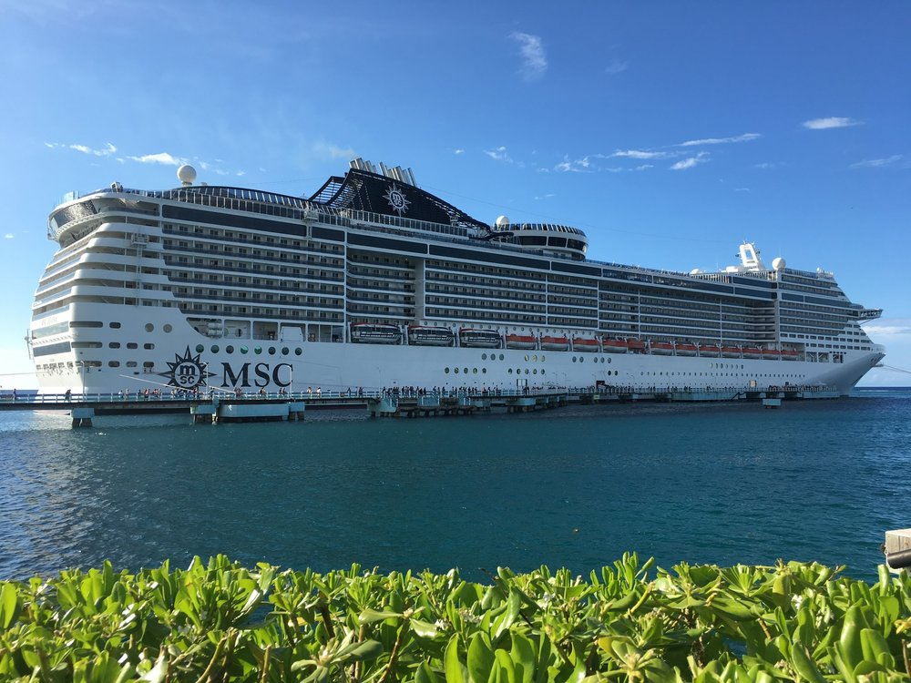 My Review Of The Weight Watchers Cruise Ariellesays