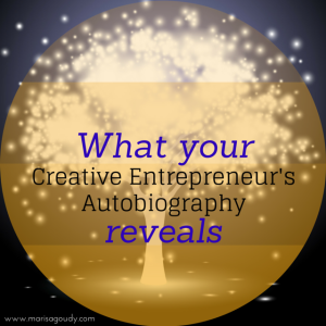 What your creative entrepreneur's autobiography reveals
