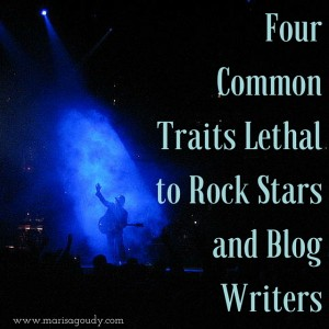U2 Bono: Four Common Traits Lethal to Rock Stars