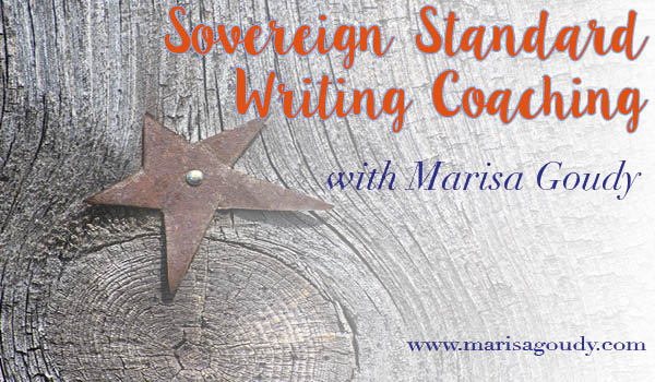 Sovereign Standard Writing Coaching Program with Marisa Goudy