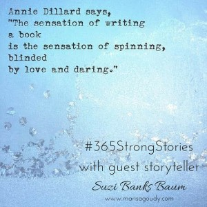 Doubt and Annie D, A #365StrongStories Guest Story by Suzi Banks Baum