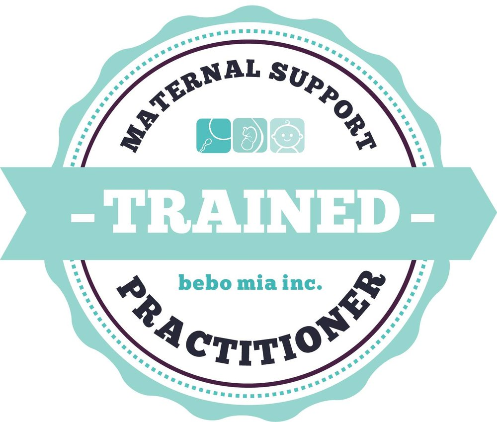 Copy of Bebo Mia Trained Maternal Support Practitioner