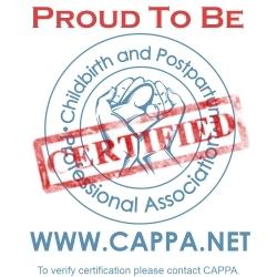 Copy of CAPPA Certified Childbirth Educator