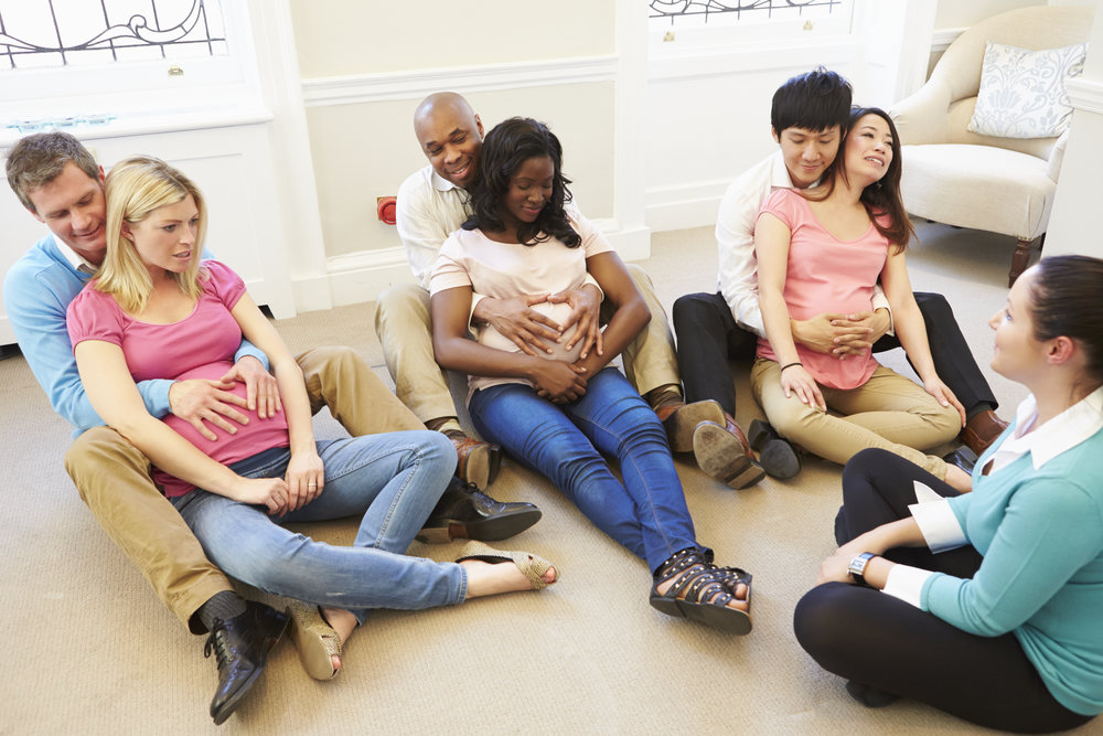 Check out my childbirth education class offerings!