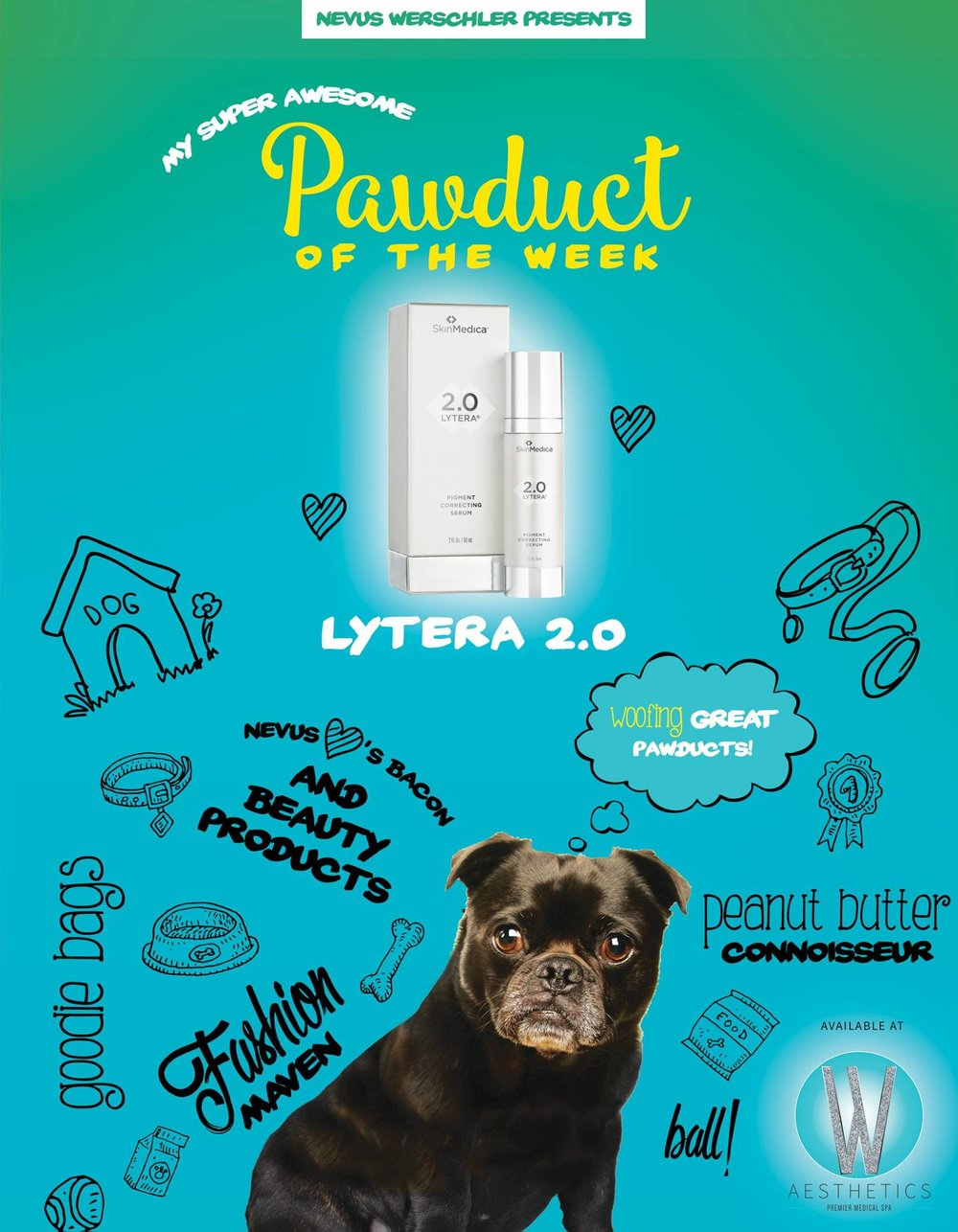 Lytera 2.0 is one of the many innovative skincare products in-stock at Werschler Aesthetics Premier Medical Spa in Spokane, WA.