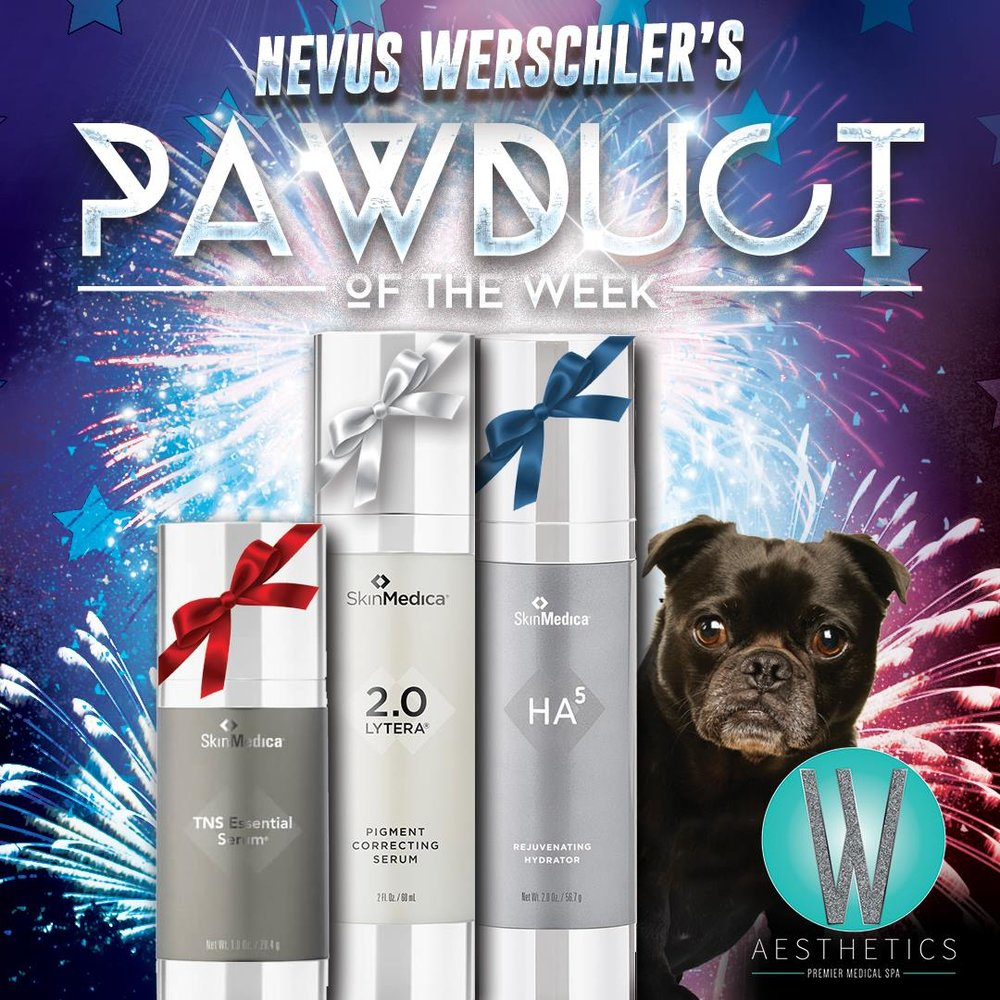 SkinMedica Red, White, & Blue Trio is one of the many innovative skincare products in-stock at Werschler Aesthetics Premier Medical Spa in Spokane, WA.