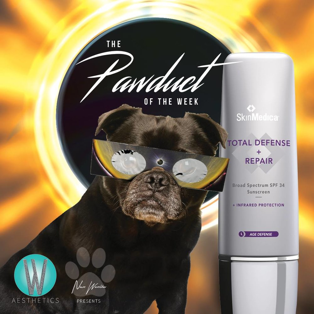 SkinMedica's Total Defense + Repair Broad Spectrum Sunscreen is one of the many innovative skincare products in-stock at Werschler Aesthetics Premier Medical Spa in Spokane, WA.