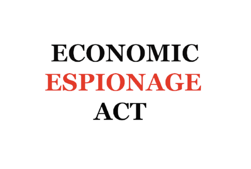 Economic Espionage Act of 1996 — Klemchuk LLP