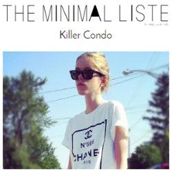 the minimal liste