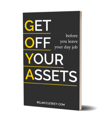 GET OFF YOUR ASSETS by Bill McCleskey.png