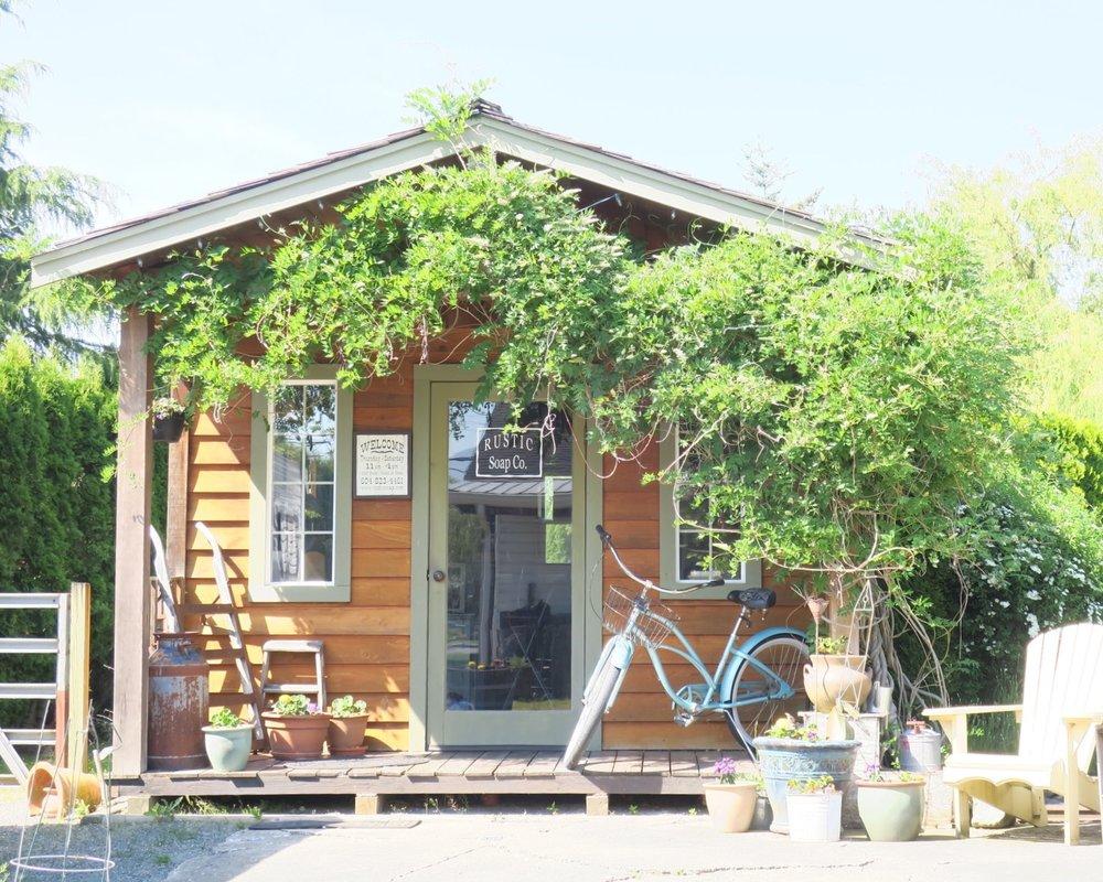 the rustic soap shack - visit us @42537 South Sumas Road, Chilliwack, BCopen Thursday - Saturdays 11-4 (check calendar for closures)
