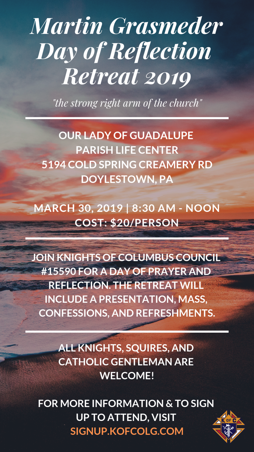 Martin Grasmeder Day of Reflection Retreat 2019 - Flyer V2.png