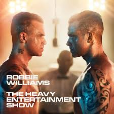 Robbie Williams                          The Heavy Entertainment Show - SongwriterColumbia 2016
