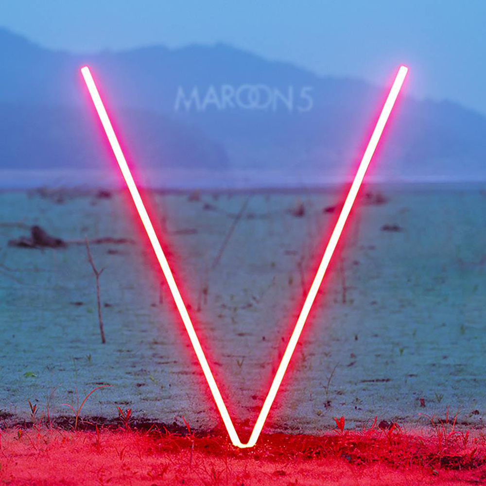 Maroon 5 V - EngineerInterscope Records, Insomniac 2014
