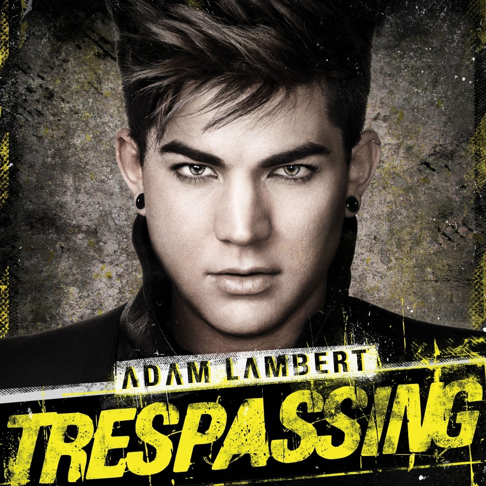 Adam Lambert Trespassing  - EngineerRCA Records 2012
