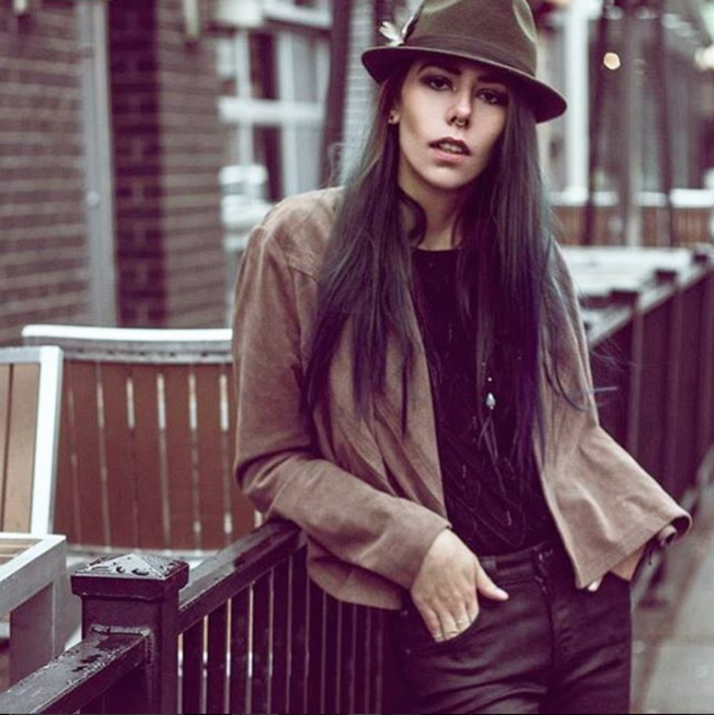 Our Katrina Martinez Hat and Jacket