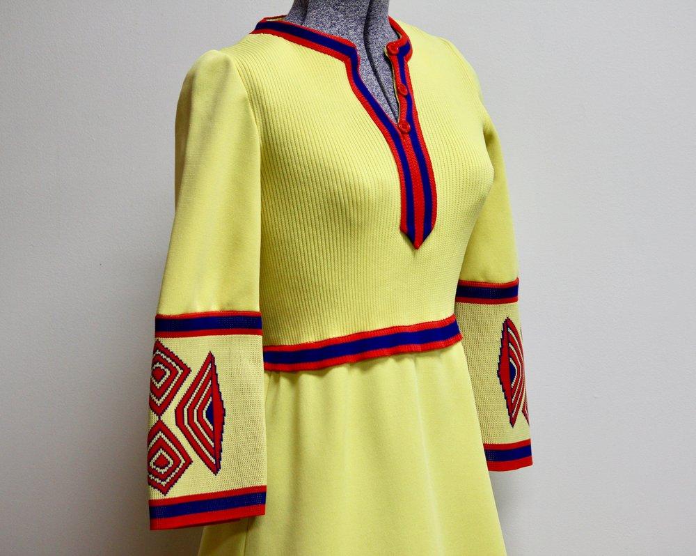 Giamo Vintage Knit Dress