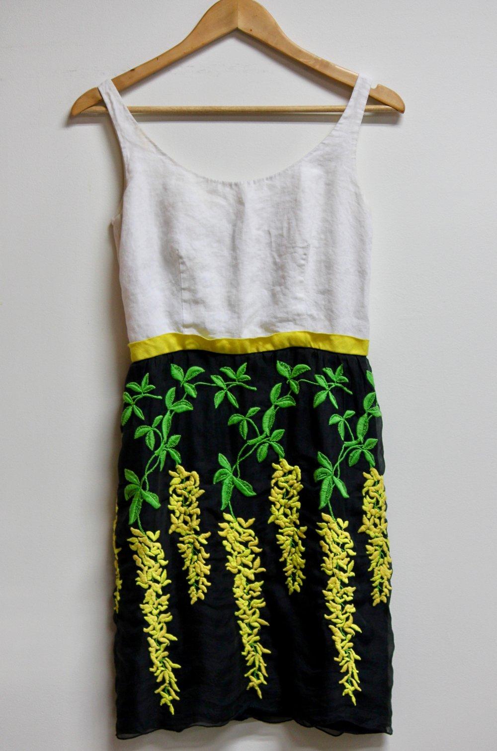 Ana Sui Summer Dress