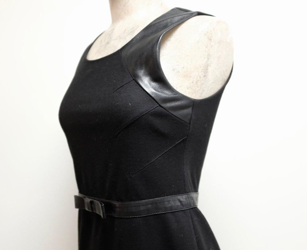 Judith & Charles Little Black Dress