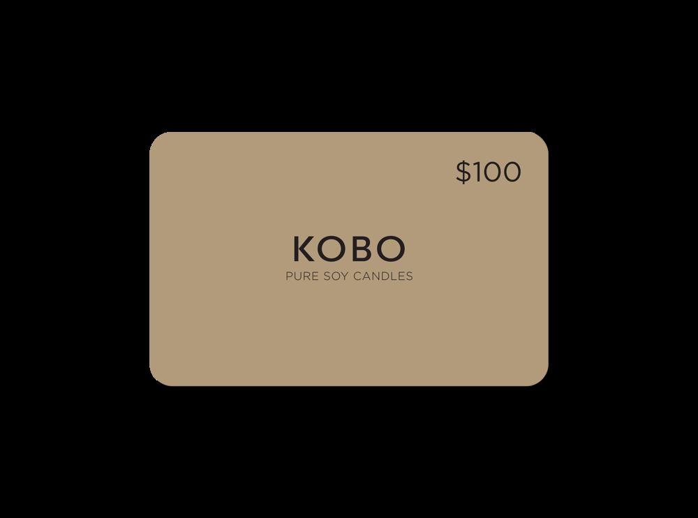 Kobo Digital Gift Card 100