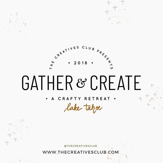 Want to relax with a group of 20 people that love paper crafting & memory keeping? Join us for this 3-day Weekend in the Woods event where we will get crafty, learn new skills & techniques, and make new friends! 🎉 Visit our website to learn more about the retreat and our available payment plan options! We can't wait to craft with you! 💕