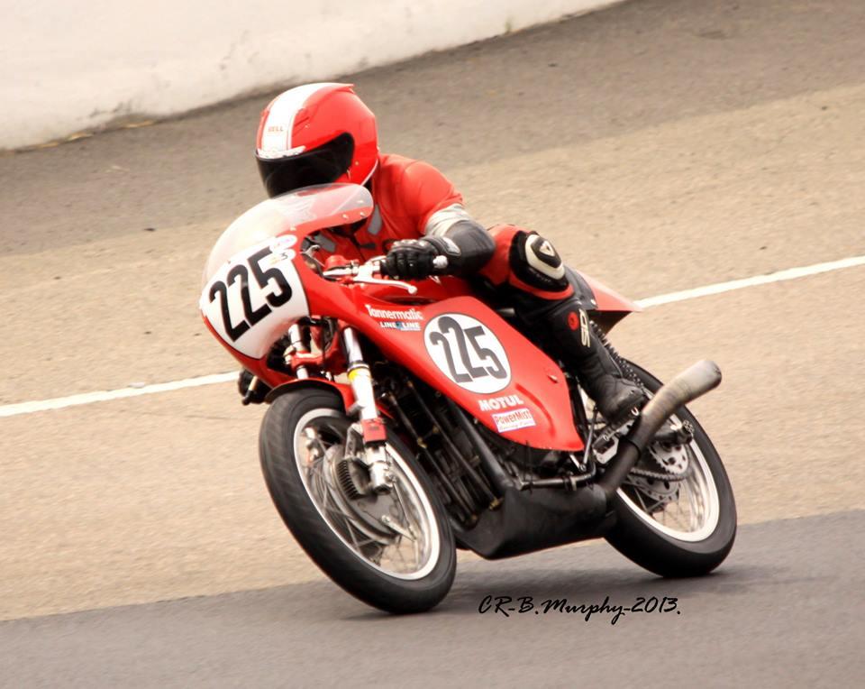 Timmothy Tilghman Racer, Gardner Extrordinaire.