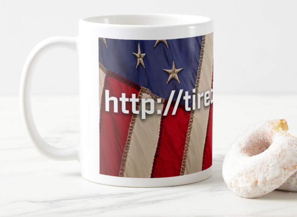 Flag Coffee Mug - $15.80
