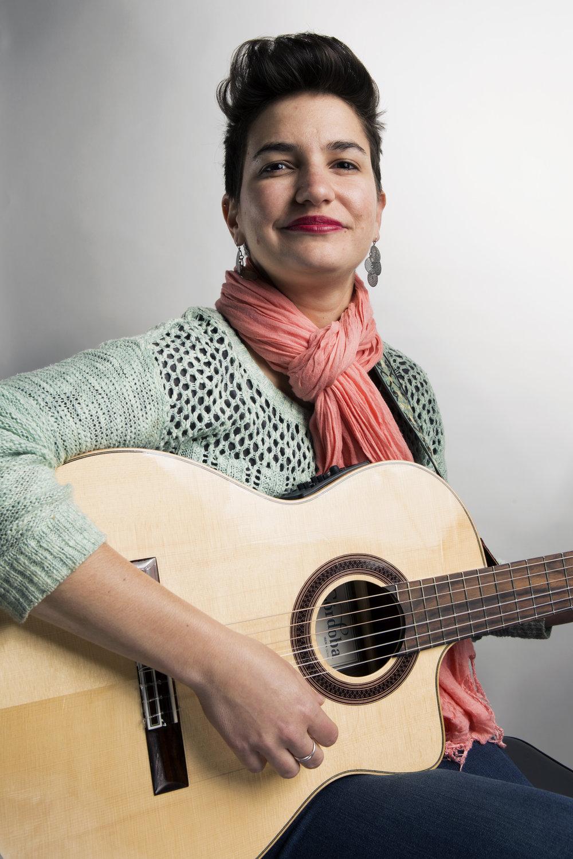 —Elena Lacayo, 33, Musician.