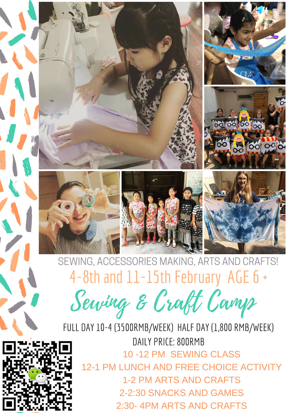 Kids Workshops And Camps Craft D Shanghai