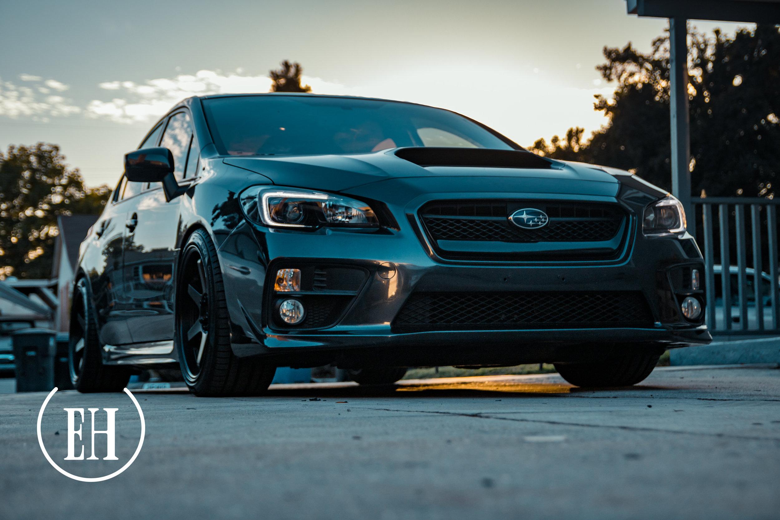 Subaru WRX - 15+ — Evil Headlights | Custom Retrofitting