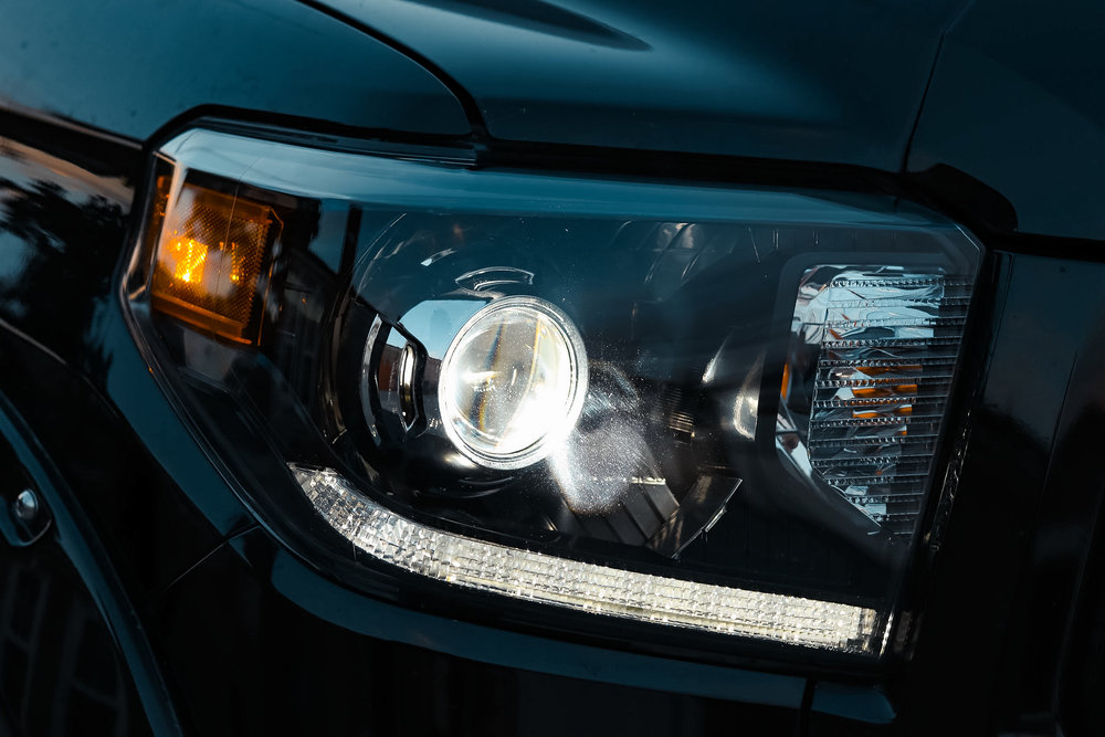 Projector Retrofitting - We offer state of the art retrofitting services for your headlights. Projector retrofitting will not only make your vehicle look good, you will fall in love with the output and performance! Once you own retrofitted headlights, you'll never go back.