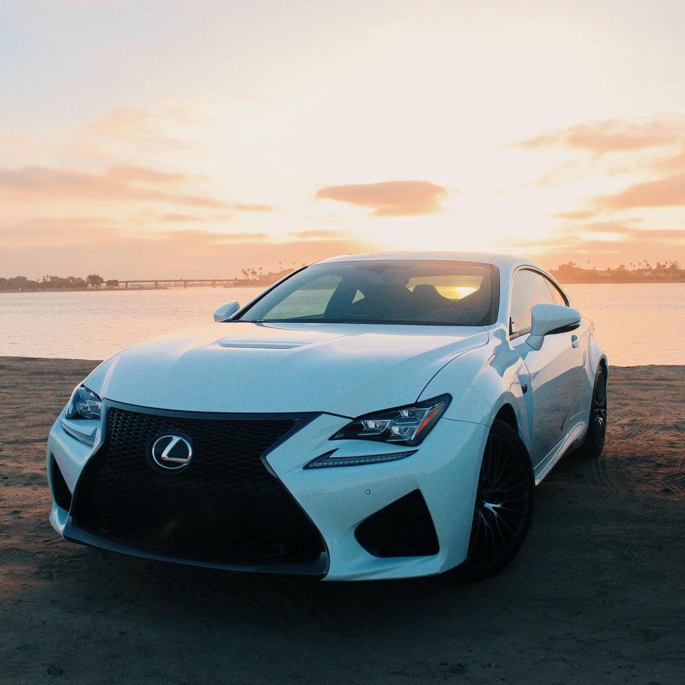 Lexus RC-f -