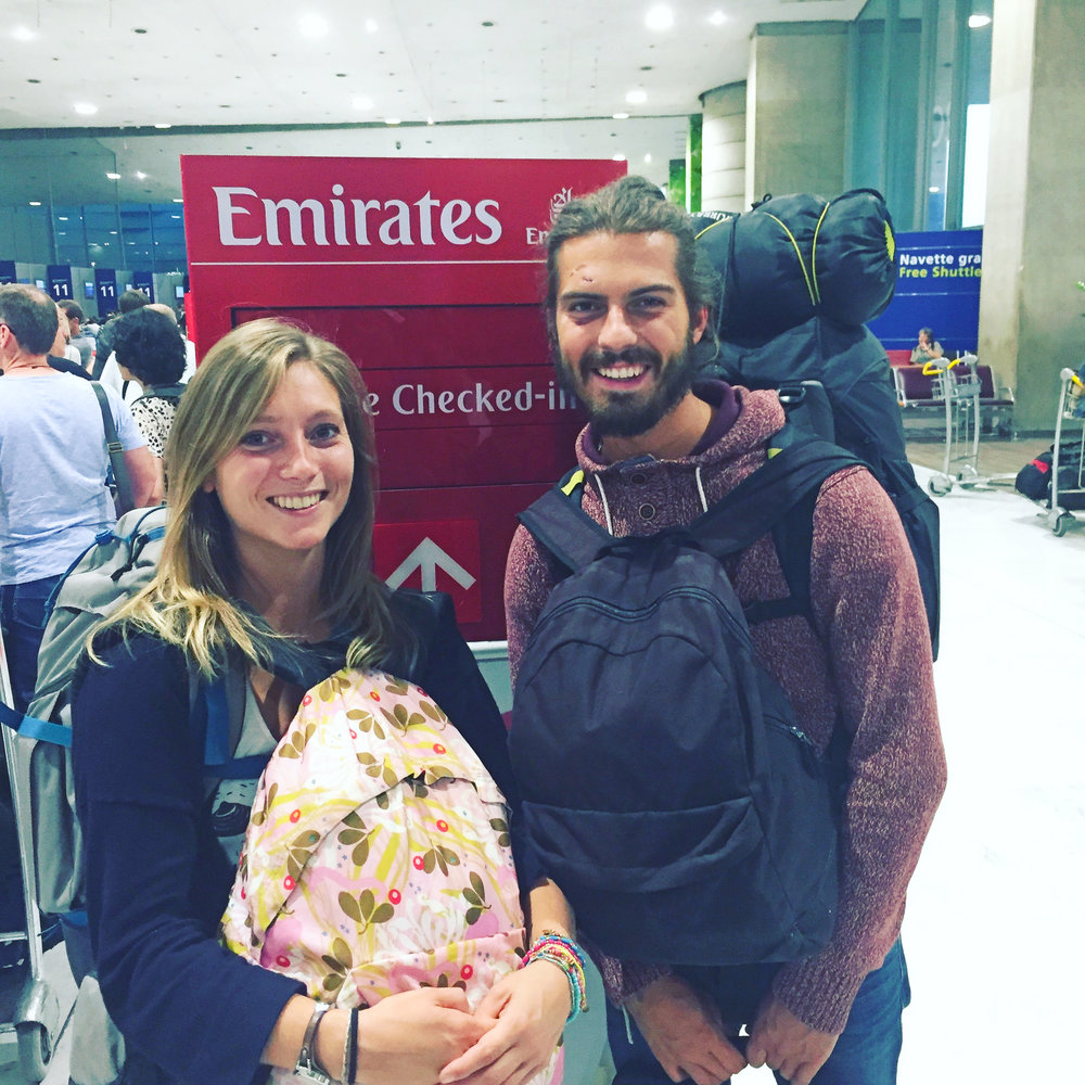 Ready for New Zealand with Emirates