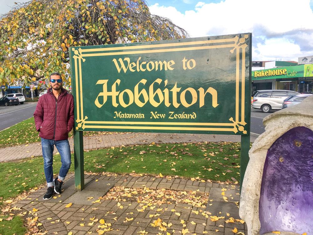 Matamata owns Hobbiton village from The Lord Of The Ring